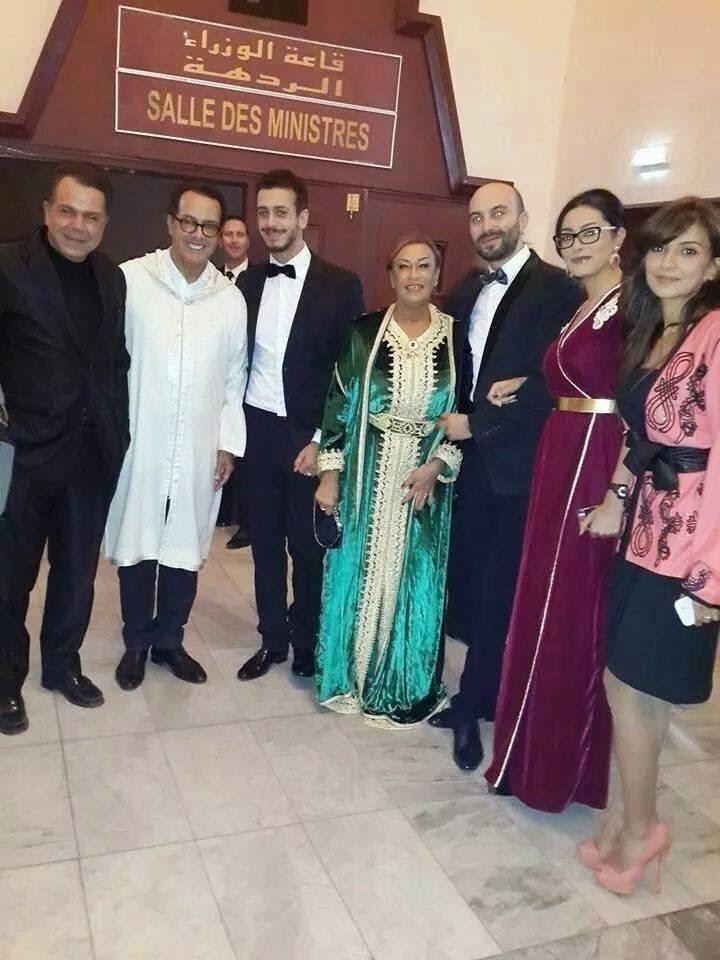 صورة زوجة سعد المجرد
