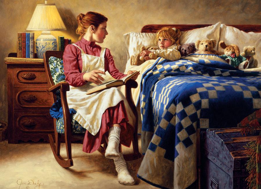 صورة قصص ما قبل النوم