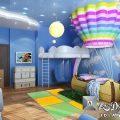 بالصور صور ديكورات غرف اطفال