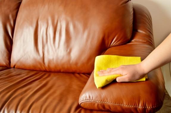 صورة طريقة تنظيف قماش الانتريه
