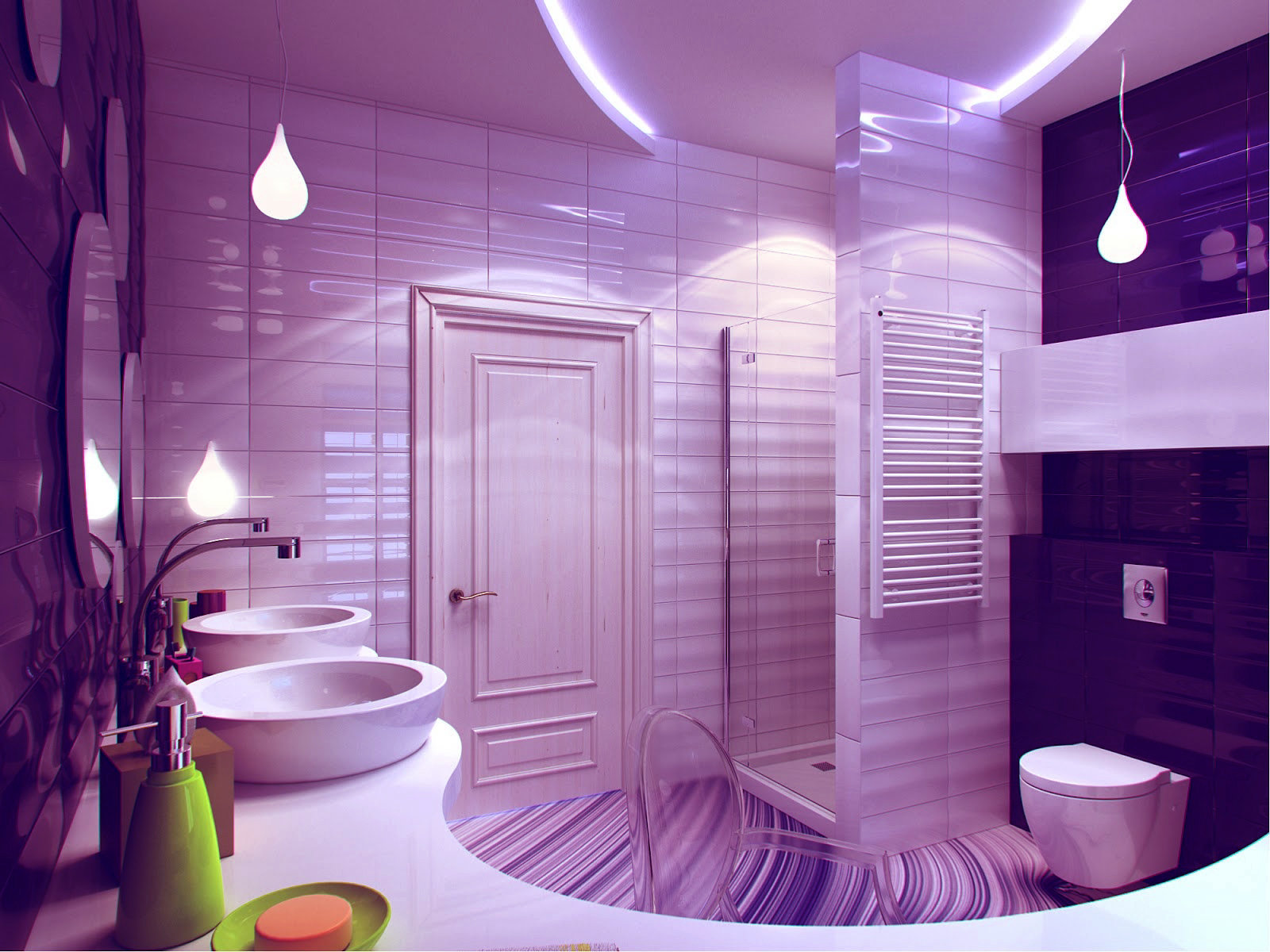 صورة اطقم حمامات