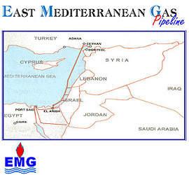 بالصور شركة شرق المتوسط