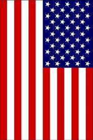 صورة الوان علم امريكا