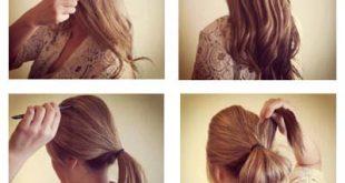 كيفية تسريح الشعر الطويل