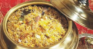 صورة طريقة عمل برياني لحم هندي بالصور