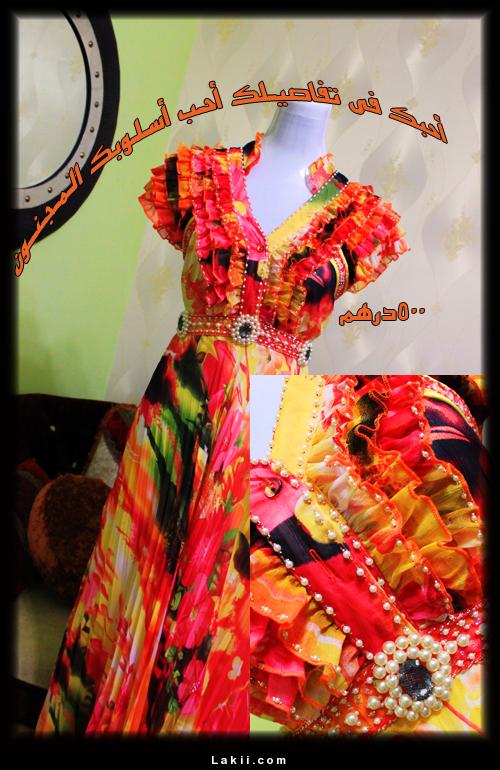 بالصور طريقة تفصيل فستان بسيط