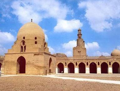 صورة المساجد الاثرية في مصر