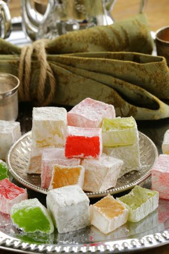 صورة حلوى الحلقوم