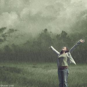 صورة فوائد ماء المطر