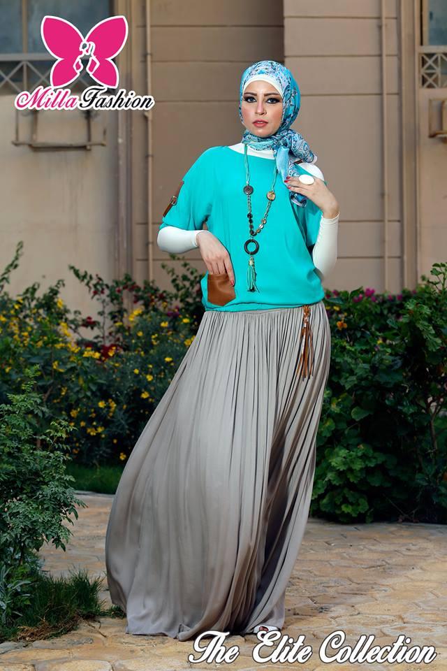 ملابس محجبات 2020 ازياء محجبات تركيه للصيف 2020