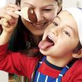 بالصور كيف تفتح شهية طفلك