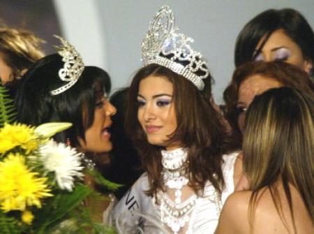 صورة صور ملكات جمال مصر