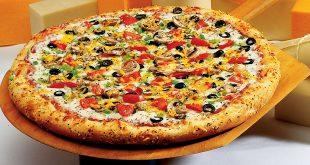 صورة طريقة تحضير بيتزا سهلة