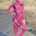 بالصور ملابس للبحر للمحجبات