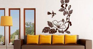 رسومات جدارية للغرف