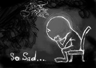 صورة اجمل الكلام الحزين