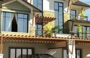 صورة تصميم المنازل الحديث