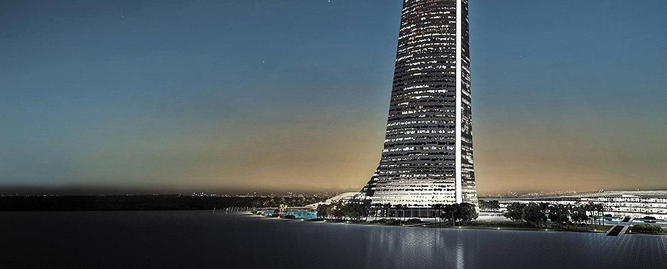 صورة برج دبي كازابلانكا تاورز