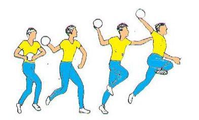 صورة موضوع قصير عن كرة اليد