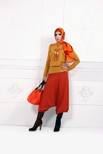 بالصور ملابس المحجبات فِي الشتاء