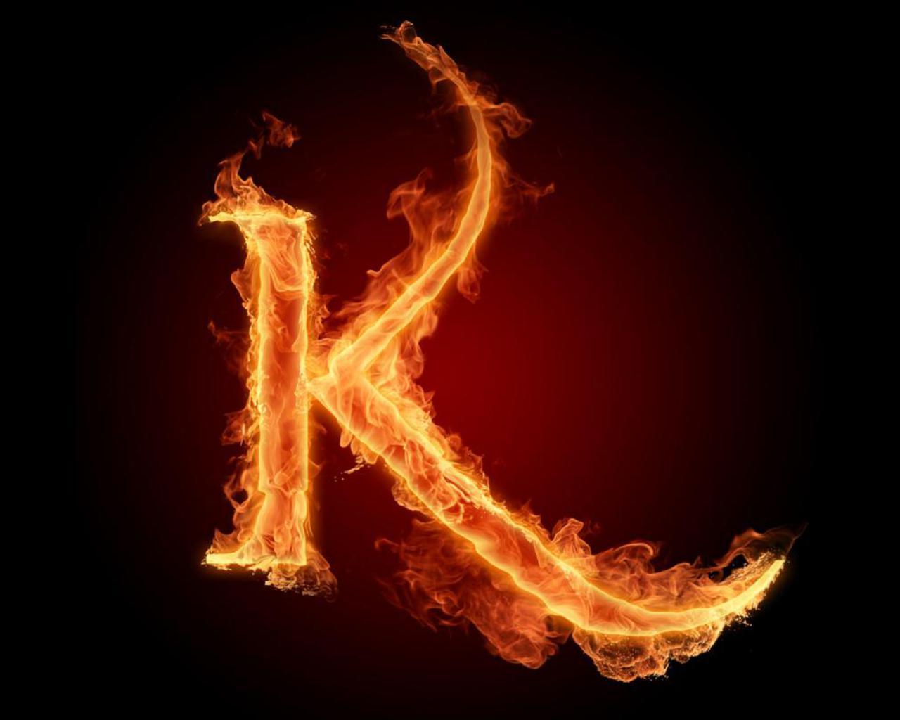 بالصور احلى الصور لحرف k