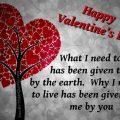 بالصور رسائل بمناسبة عيد الحب