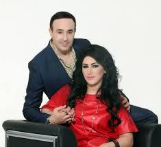 صورة صابر الرباعي وزوجته