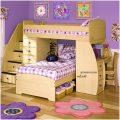 بالصور غرف اطفال بسرير دورين