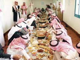 صورة اسماء الولائم عند العرب