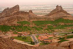 صورة مدينة العين الاماراتية