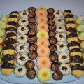 بالصور حلويات جزائرية للاعراس