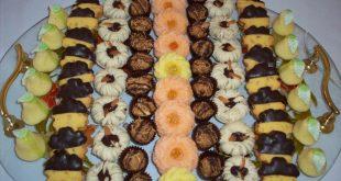 الحلويات الجزائرية