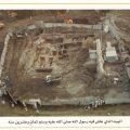 بالصور بيت الرسول صلى الله عليه وسلم وحجرات زوجاته
