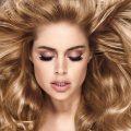 بالصور صبغ شعر طبيعي اشقر