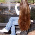 بالصور وصفات هندية لتطويل الشعر