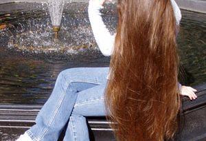 صورة وصفات هندية لتطويل الشعر