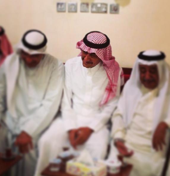 بالصور صور عزاء حفيد عبد الحسين عبد الرضا
