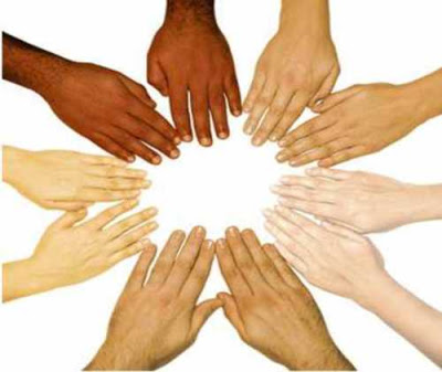 صورة اسباب اختلاف لون البشرة