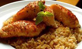 صورة اكلات لذيذة بالدجاج