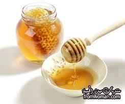 صورة فوائد عسل النحل للشعر