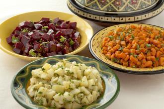 صور اكلة خفيفة مغربية