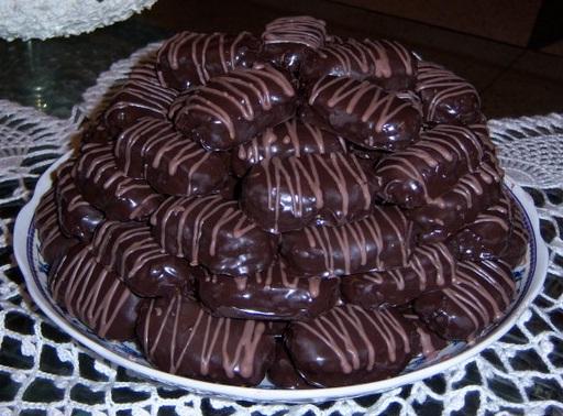 صور حلويات العيد بالشوكولاطة