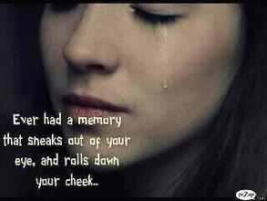 صورة فتاة جميلة حزينة