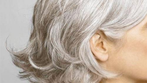 صورة كيفية التخلص من الشعر الابيض بطريقة طبيعية