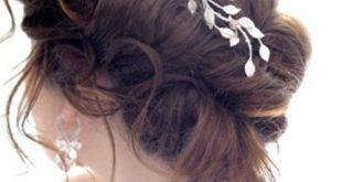 تسريحات شعر للبنات في الاعراس
