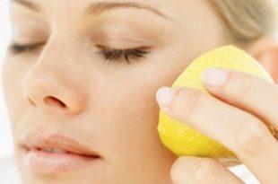 صورة فوائد الليمون والجلسرين للبشره