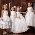 بالصور ملابس اعراس للاطفال