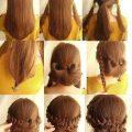بالصور تسريحات الشعر سهلة وسريعة