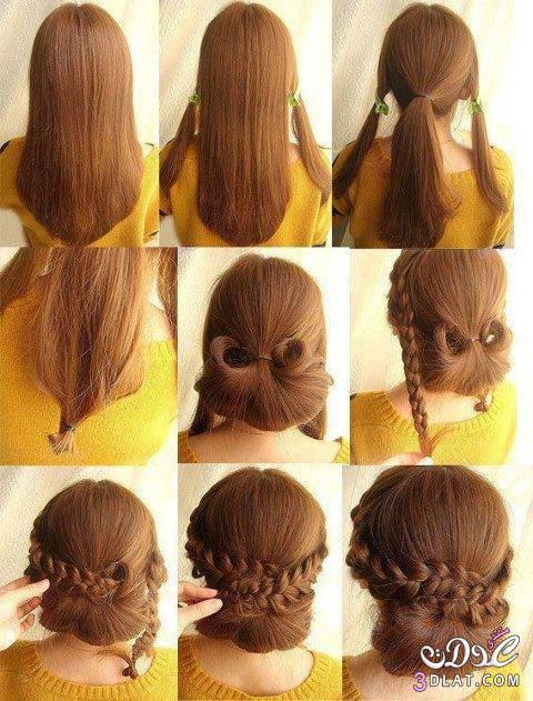 بالصور تساريح الشعر سهلة و سريعة