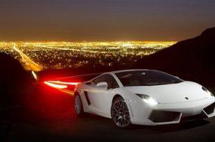 صورة حلم السيارة البيضاء
